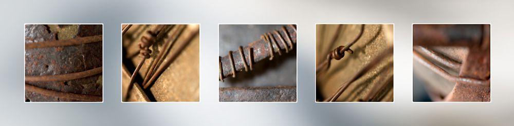 Barbed Wire Macro Port Douglas Photography