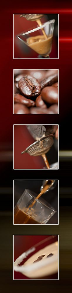 Espresso Martini Red Far North Queensland Photography