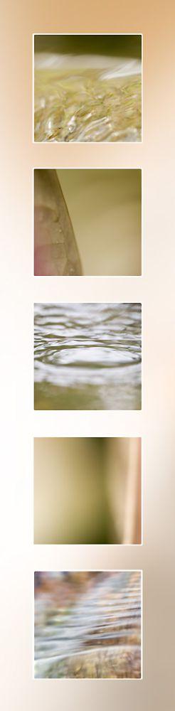 Water Movement Portrait Perrin Clarke Photography